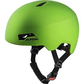 Alpina Hackney Helmet Kids green frog matt
